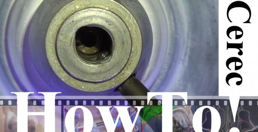 Unser neuster Beitrag auf Youtube´s Zahnmedizin Live!: How to: Cerec Insert wechseln